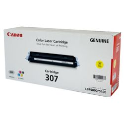 Canon CART307Y Yellow (Genuine)