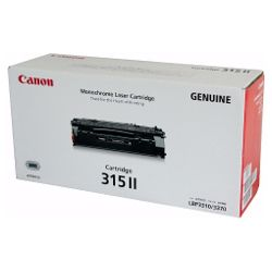 Canon CART315 Black (Genuine)