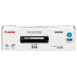 Canon CART316C Cyan (Genuine)