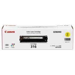 Canon CART316Y Yellow (Genuine)