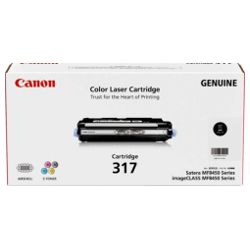 Canon CART317BK Black (Genuine)