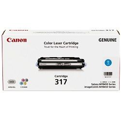 Canon CART317C Cyan (Genuine)