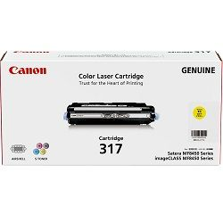 Canon CART317Y Yellow (Genuine)