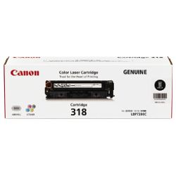 Canon CART318B Black (Genuine)
