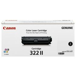 Canon CART322IIBK Black High Yield (Genuine)