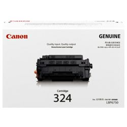 Canon CART324 Black (Genuine)