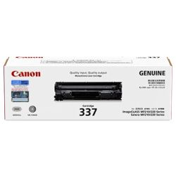 Canon CART337 Black (Genuine)