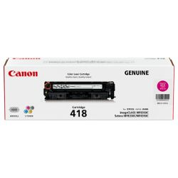 Canon CART418M Magenta (Genuine)