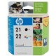 HP 21/22 2 Pack Bundle (Genuine)