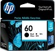 HP 60 Black (CC640WA) (Genuine)