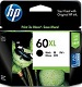 HP 60XL Black High Yield (CC641WA) (Genuine)