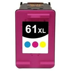 Remanufactured 61XL Tri-Colour High Yield (CH564WA)