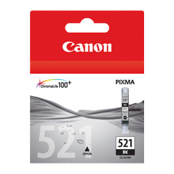 Canon CLI-521BK Photo Black (Genuine)