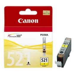 Canon CLI-521Y Yellow (Genuine)