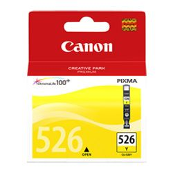 Canon CLI-526Y Yellow (Genuine)