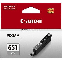Canon CLI-651GY Grey (Genuine)