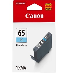 Canon CLI-65PC Photo Cyan (Genuine)