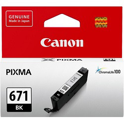 Canon CLI-671BK Black (Genuine)