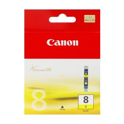 Canon CLI-8Y Yellow (Genuine)