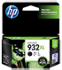 HP CN053AA (HP932XL) Black High Yield Genuine InkJet Cartridge