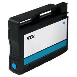 Remanufactured 933XL Cyan High Yield (CN054AA)