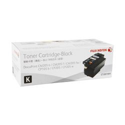 Fuji Xerox CT201591 Black (Genuine)