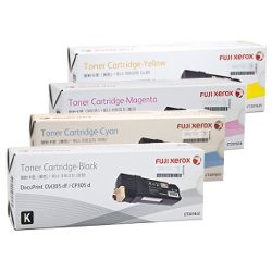 Fuji Xerox CT201632-5 4 Pack Bundle (Genuine)
