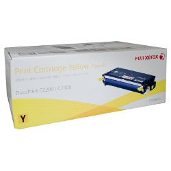 Fuji Xerox CT350677 Yellow High Yield (Genuine)