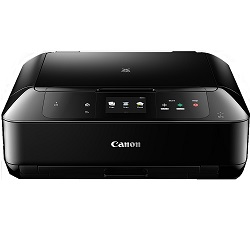 Canon PIXMA MG7760BK Multi Function Colour InkJet Wireless Printer + Duplex
