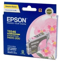 Epson T0346 Light Magenta (Genuine)