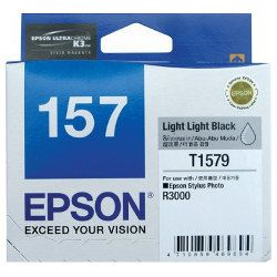 Epson 157 Light Light Black (C13T157990) (Genuine)