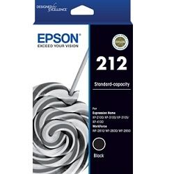 Epson 212 Black (C13T02R192) (Genuine)
