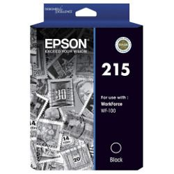 Epson 215 Black (C13T215192) (Genuine)