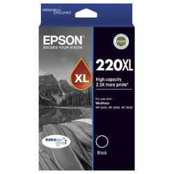 Epson 220XL Black High Yield (C13T294192) (Genuine)