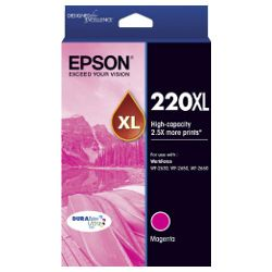 Epson 220XL Magenta High Yield (C13T294392) (Genuine)