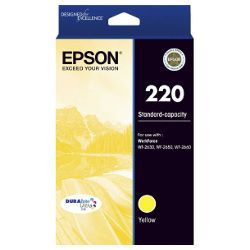 Epson 220 Yellow (C13T293492) (Genuine)