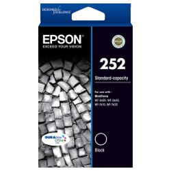 Epson 252 Black (C13T252192) (Genuine)