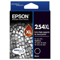 Epson 254XL Black Extra High Yield (C13T254192) (Genuine)