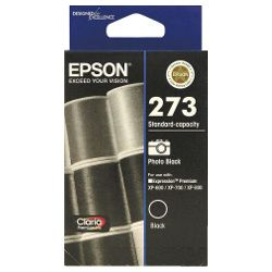 Epson 273 Photo Black (C13T273192) (Genuine)