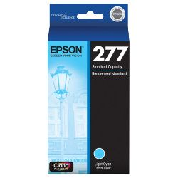 Epson 277 Light Cyan (C13T277592) (Genuine)