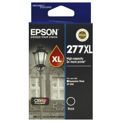 Epson 277XL Black High Yield (C13T278192) (Genuine)