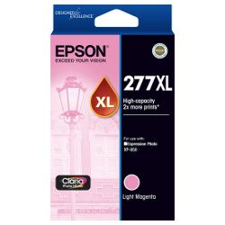 Epson 277XL Light Magenta High Yield (C13T278692) (Genuine)