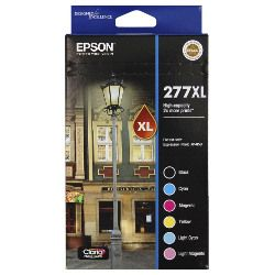 Epson 277XL 6 Pack Bundle (Genuine)