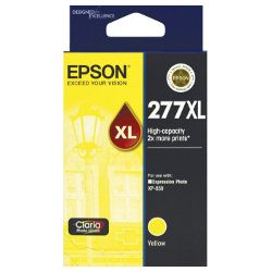 Epson 277XL Yellow High Yield (C13T278492) (Genuine)