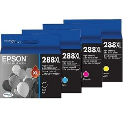 Epson 288XL 4 Pack Bundle (Genuine)