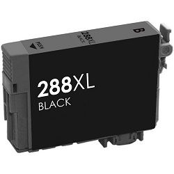 Compatible 288XL Black High Yield