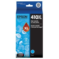 Epson 410XL Cyan High Yield (Genuine)