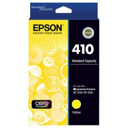Epson 410 Yellow (Genuine)