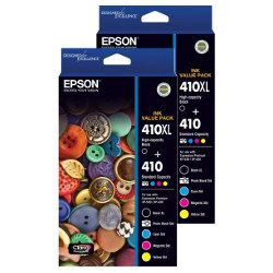 Epson 410 10 Pack Bundle (Genuine)
