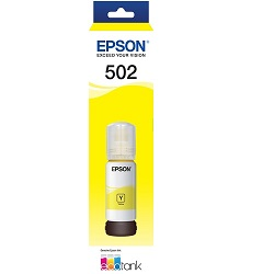 Epson T502 Yellow (Genuine)